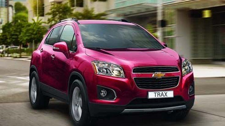 ใหม่ Chevrolet Trax เตรียมเปิดตัวครั้งแรกในโลกที่กรุงปารีส 27 กันยายนนี้
