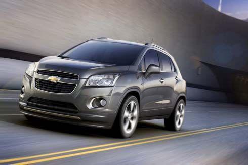Chevrolet ส่ง Trax รถ SUV ขนาดเล็กเปิดตัวที่ปารีส ก่อนทำตลาด 140 ประเทศทั่วโลก
