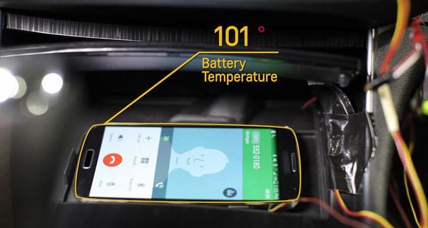 เชฟโรเลตแนะนำระบบทำความเย็นสมาร์ทโฟน (ชมคลิป)