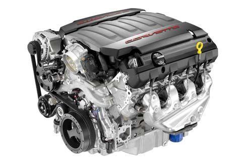 Chevrolet เปิดตัวขุมพลัง V8 LT1 บล็อกใหม่ล่าสุด ขับเคลื่อน Corvette 2014