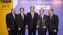 Chevrolet คว้าสองรางวัล 'ขับขี่สนุก- ควบคุมการขับขี่ได้แม่นยำ' (TAQA 2012)