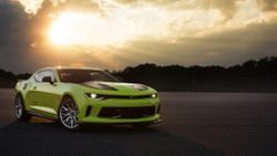 Chevrolet ไม่น้อยหน้า เตรียมอวด Camaro AutoX รุ่นพิเศษในงาน SEMA 2016