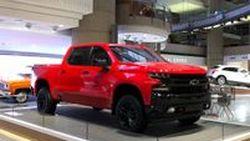 Chevrolet Silverado รุ่นใหม่ มาพร้อมตัวเลือก ขุมพลังดีเซล 3.0 เครื่องเบนซิน V8 ใหม่ และเกียร์ 10 สปีด