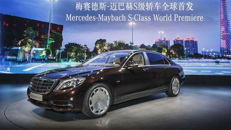 """เผยเจ้าของ Mercedes-Benz ในจีน """"ร่ำรวย"""" มากที่สุด ส่วนลูกค้า Infiniti """"จน"""" ที่สุด"""