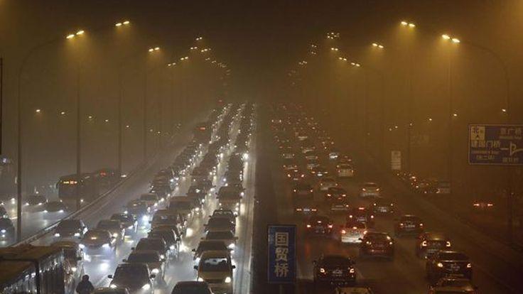 จีนเตรียมแบนรถเก่า 11 ล้านคันไม่ให้ขับบนถนนมุ่งลดมลพิษ