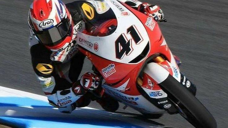 ชิพ นครินทร์ จบการซ้อมในวันแรกด้วยอันดับที่ 14 ในการแข่งขัน Moto3 ที่ญี่ปุ่น