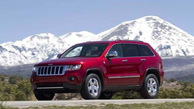 Chrysler เผยภาพ All-New Jeep Grand Cherokee พร้อมคลิปวิดีโอก่อนลุยตลาดต้นเดือนหน้า
