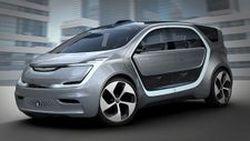 Chrysler Portal รถมินิแวนต้นแบบพลังไฟฟ้า