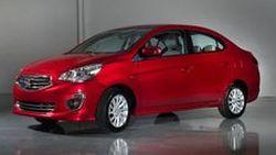 Chrysler เตรียมยืม Mitsubishi Mirage G4 แปะโลโก้ใหม่ทำตลาดจีน