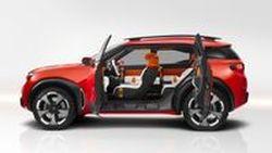 Citroen Aircross รถต้นแบบดีไซน์สวยสะดุดตา