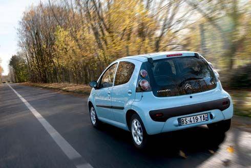 Citroen C1 รุ่นปี 2012 โฉมใหม่ จ่อเปิดตัวเป็นครั้งแรกที่งาน 2012 Brussels Motor Show