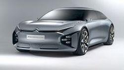 Citroen เผยโฉม CXperience Concept รถต้นแบบหน้าตาเรียบหรูล้ำอนาคต
