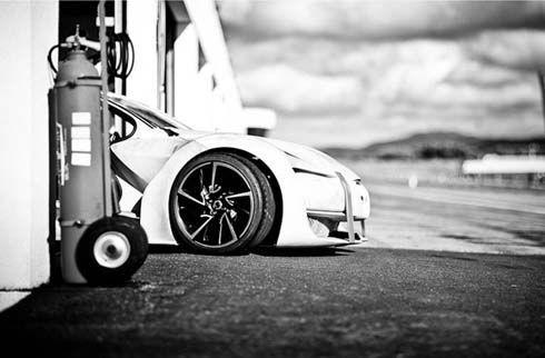 Citroen Survolt สปอร์ทคูเป้ไฟฟ้าในร่างรถต้นแบบ เตรียมเปิดตัวในรายการ Le Mans Classic