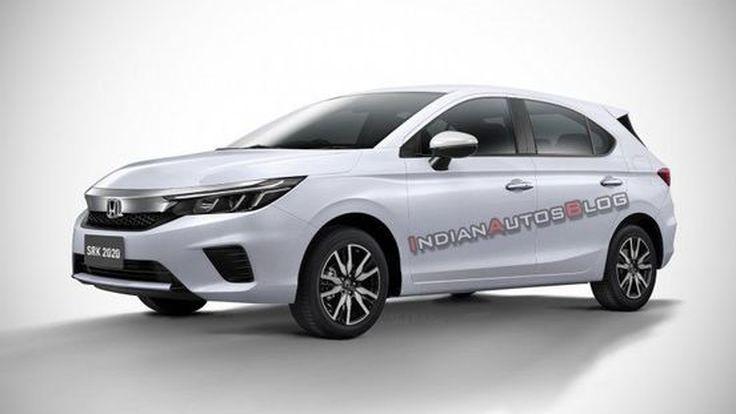 All NEW Honda Jazz หรือ New City Hatchback เตรียมเปิดตัวในไทย ปลายปี นี้??