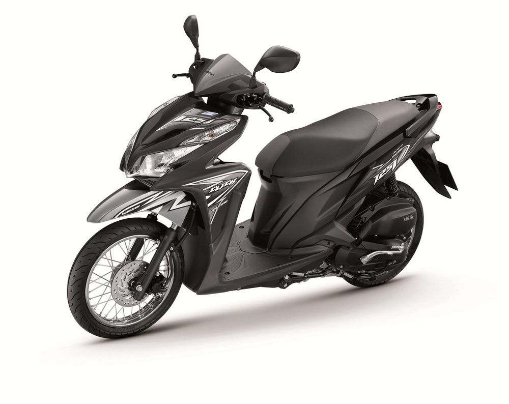 Honda เปิดตัว Click125i ใหม่ เน้นโฉบเฉี่ยวเอาใจโจ๋ ดุดันด้วยสีดำด้านและเทคโนโลยี Idling Stop