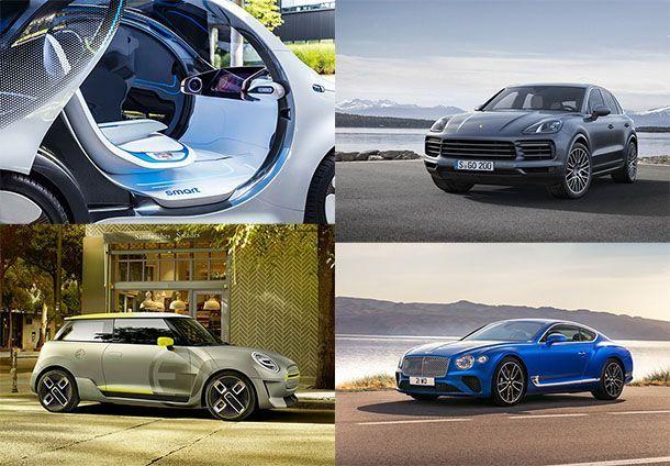 เชิญเลือกของเล่นเศรษฐี Aston Martin DB9 / Bentley Continental GT / Mercedes-Benz S-Class Coupe