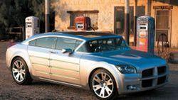 Dodge Super8 Hemi คอนเซปต์คาร์รถยนต์สุดแนวที่ถูกลืม