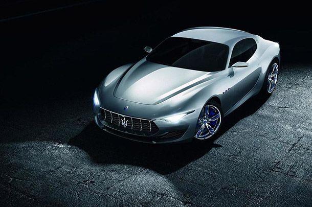 คอนเฟิร์มแล้ว Maserati ผลิต Alfieri ขายแน่นอน พร้อมเวอร์ชั่นไฟฟ้า