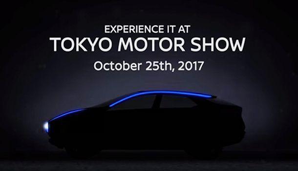 นับถอยหลังโตเกียว มอเตอร์โชว์ ครั้งที่ 45 มุ่งเน้นอนาคตของการขับเคลื่อน