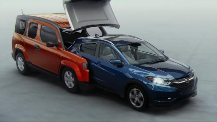 แฟนๆ Honda HR-V ชมกันเลย โฆษณาสุดเก๋โชว์วิวัฒนาการจากอดีตถึงปัจจุบัน