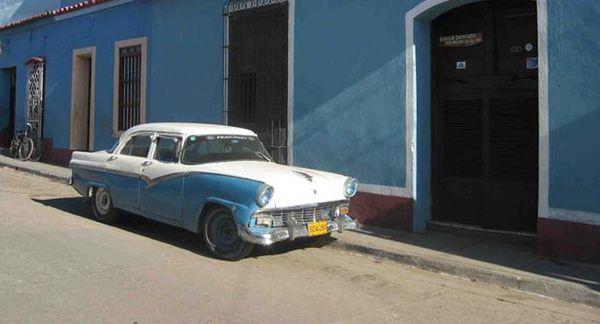 ไม่ต้องห่วงรถติด! เผยยอดขายรถใหม่ในคิวบา ครึ่งปีแรกอยู่ที่ 50 คัน