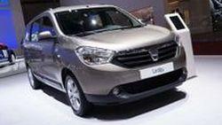 Dacia Lodgy รถอเนกประสงค์สำหรับครอบครัว ในราคาเริ่มต้นเพียง 9,900 ยูโร