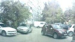 ทำไมถึงทำกับเพื่อนได้! คนขับ Dacia Sandero Stepway เจอแบบนี้ ขอหนีก่อน!