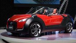 Daihatsu D-X Concept รถเล็กสารพัดสไตล์ เปิดตัวที่ 2011 Tokyo Motor Show