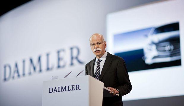 ประธานเดมเลอร์ชี้ โฟล์คสวาเกนทำลายอุตสาหกรรมยานยนต์เยอรมนี