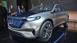 """Daimler และ Chery ประนีประนอมการใช้ชื่อ """"EQ"""""""