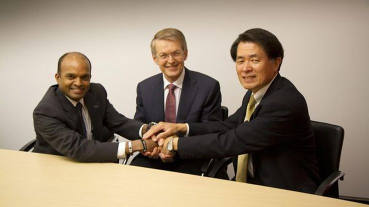 จับมืออย่างเป็นทางการ Daimler, Ford และ Renault-Nissan ร่วมพัฒนาเทคโนโลยีไฮโดรเจนฟิวเซล