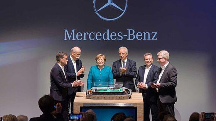 Daimler ลงเสาก่อสร้างโรงงานผลิตแบตเตอรี่ลิเธียม-ไอออนแห่งใหม่