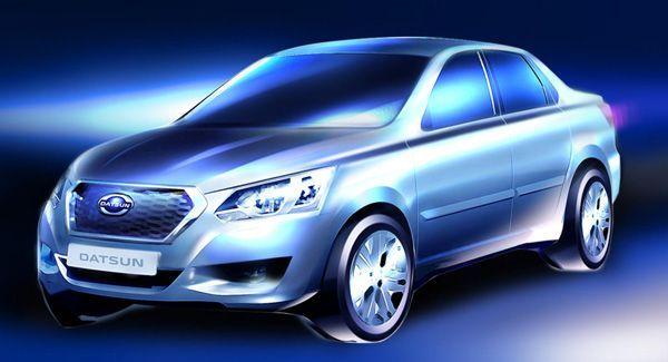 Datsun ปล่อยทีเซอร์รถซีดานขนาดเล็กรุ่นใหม่ เน้นเจาะตลาดรัสเซีย