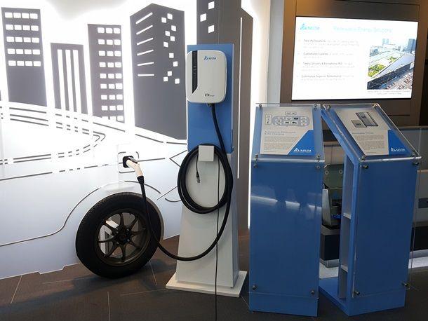เดลต้า เตรียมตัวรับเทรนด์รถยนต์ไฟฟ้า ผลิต-นำเข้าชิ้นส่วนประกอบสำคัญป้อนตลาด