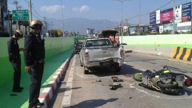 สงกรานต์ 5 วันตาย 283 คน เจ็บ 3,087 ยอดอุบัติเหตุเพิ่มขึ้น