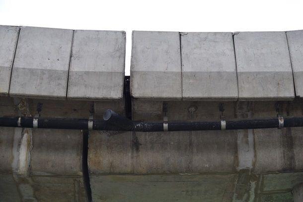 ทางหลวงประกาศปิดสะพานเข้าห้างฟิวเจอร์พาร์ครังสิตประมาณ 1 เดือน