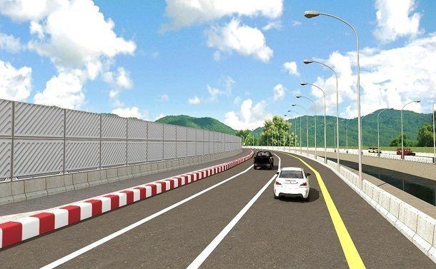 ทางหลวงชนบท สร้างถนนเลี่ยงเมืองสันป่าตอง-หางดง ตอน 3 เสร็จกลางปีนี้