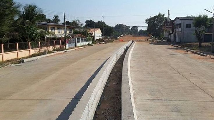 คนเพชรบูรณ์เตรียมใช้โครงข่ายถนนผังเมืองรวม คาดแล้วเสร็จกลางปีนี้