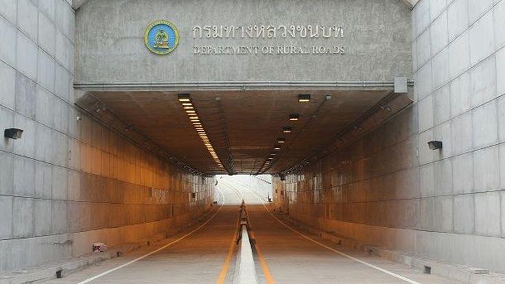 ทางหลวงชนบทส่งเสริมท่องเที่ยว สร้างถนนเชื่อมสู่เขื่อนรัชชประภา