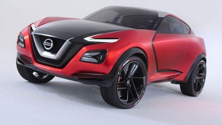 ติดตามข้อมูล Nissan Juke เจนเนอเรชั่นใหม่ถอดด้าม
