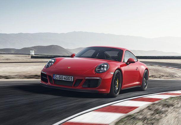 [Detroit 2017] Porsche 911 GTS เวอร์ชั่นใหม่รีดพลัง 444 แรงม้า