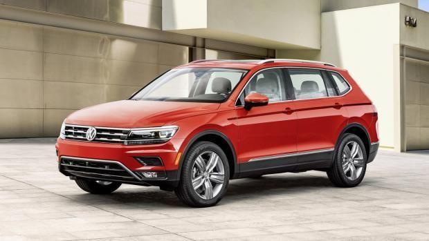 [Detroit 2017] Volkswagen เปิดตัว Tiguan Allspace รุ่นฐานล้อยาว 7 ที่นั่ง
