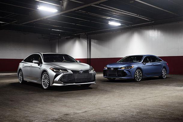 Detroit 2018: พาชม 2019 Toyota Avalon ฟูลไซส์ซีดานอัพเกรดความหรู