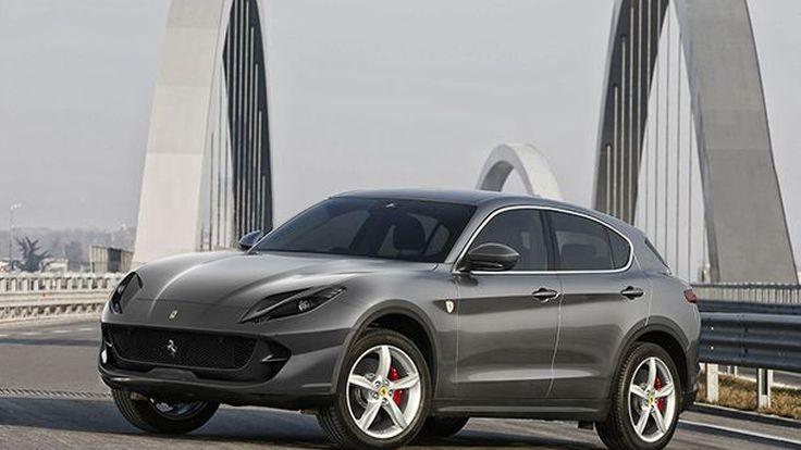 Detroit 2018: ซีอีโอ Ferrari ยืนยันรถเอสยูวีจะคงบุคลิกของแบรนด์แน่นอน
