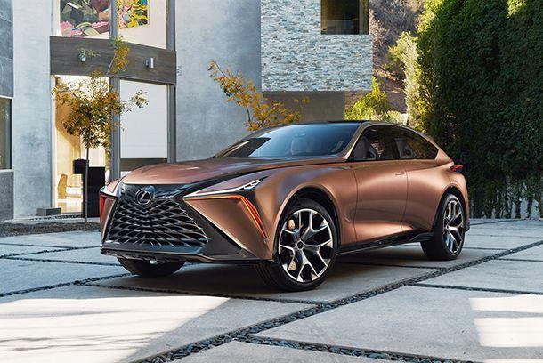 Detroit 2018: Lexus LF-1 Limitless Concept แฟล็กชิพเอสยูวีแห่งอนาคต