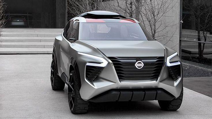 Detroit 2018: Nissan Xmotion Concept ว่าที่รถเอสยูวีแห่งอนาคต