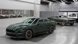 Detroit 2018: เปิดตัว 2019 Ford Mustang Bullitt ขุมพลัง 475 แรงม้า