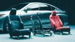 กว่าจะได้นั่ง Lexus พัฒนาเบาะสมบูรณ์แบบนานกว่าสามปีสำหรับ New ES
