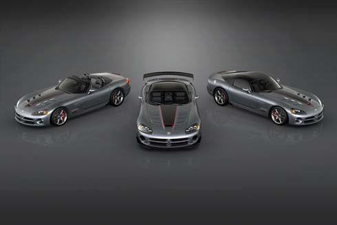 Dodge โบกมือลา Viper SRT10 ขอโกยทิ้งทวน ปล่อย Final Edition 3 เวอร์ขั่น 50 คัน