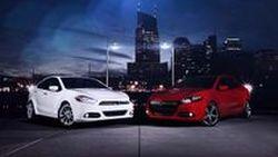Dodge Dart โฉมใหม่ปี 2013 ใช้พื้นฐาน Alfa Romeo Giulietta เปิดตัวที่ดีทรอยต์